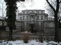 Slezský ústav - palác Razumovských