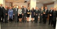 Lichtenštejnský kníže a vévoda opavský a krnovský Hans Adam II. navštívil také naše gastrocentrum