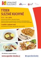 Týden Slezské kuchyně